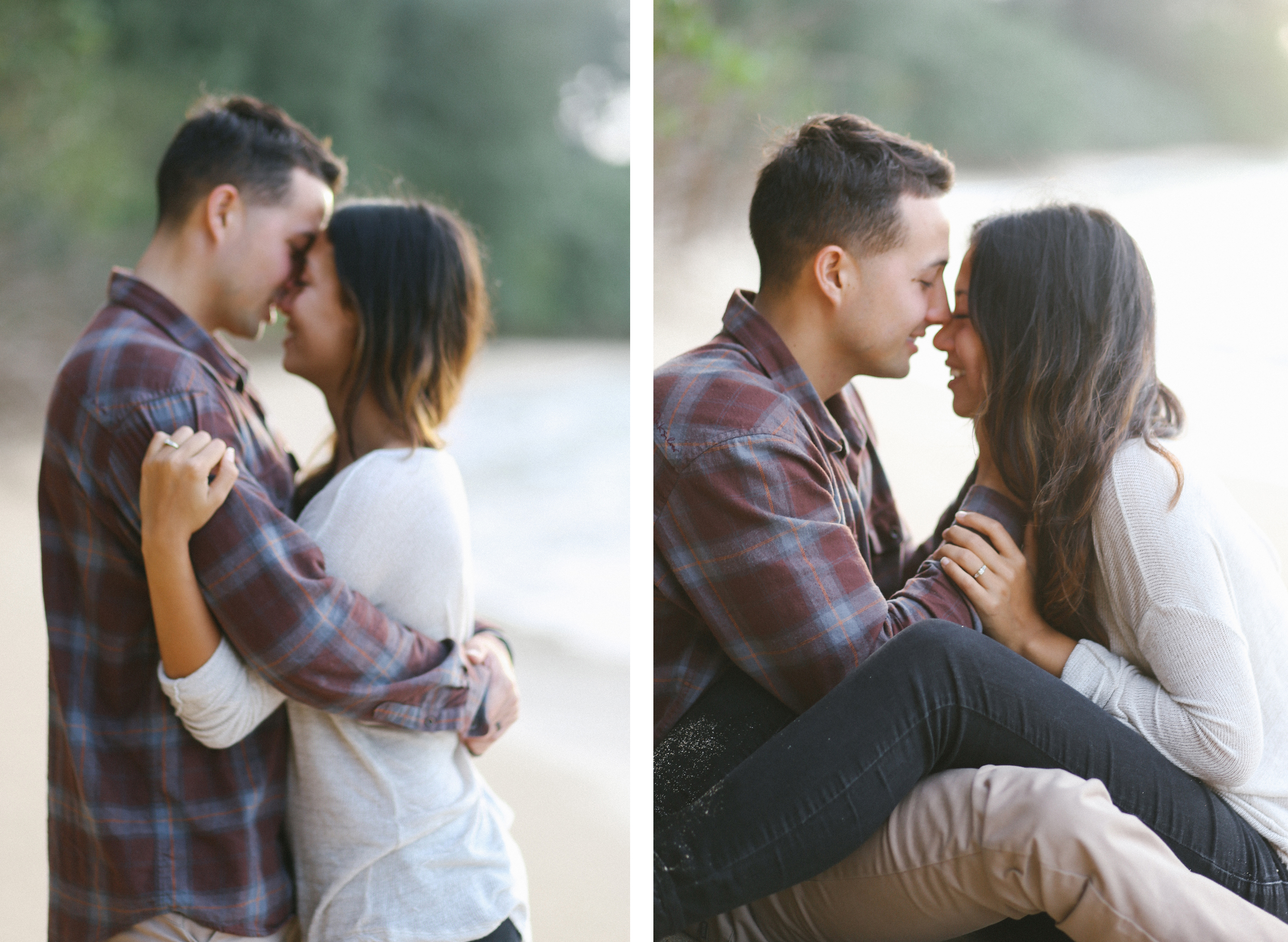 north shore engagement photographer