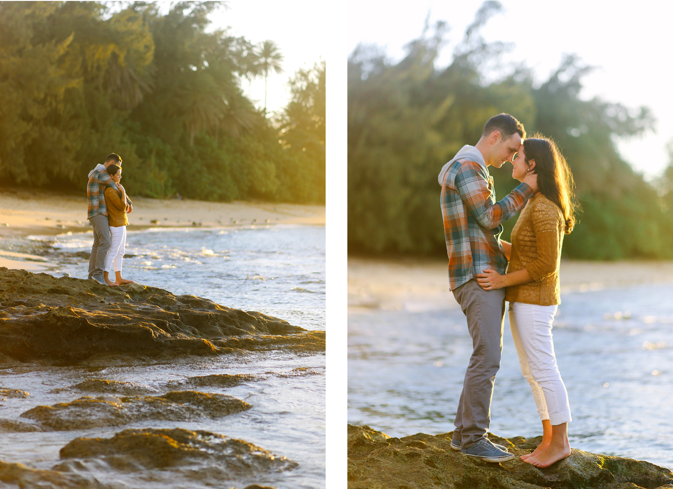 oahu engagement photographer