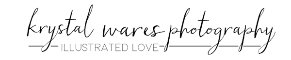 Krystal Wares Photography logo